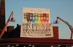 creative billboard design