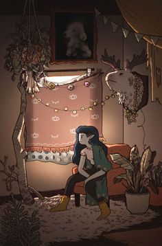 Discover What Happened Before Marceline Became A Vampire With Adventure Time 2015 Spoooktacular Adventure Time Marceline, Adventure Time Anime, Cartoon Network, Princesse Chewing-gum, Abenteuerzeit Mit Finn Und Jake, Adveture Time, Adventure Time Wallpaper, Marceline And Bubblegum, Vampire Queen