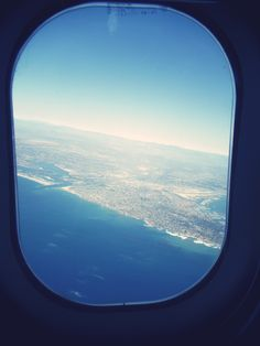 Leaving San Diego