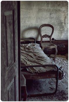 Abandono y decadencia