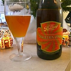 5 Golden Rings from The Bruery
