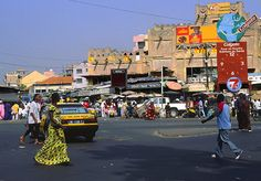 Dakar, Senegal (WEST AFRICA).  Visited in October 2012 to attend an ATCC Steering Committee meeting.