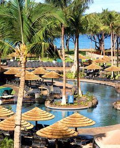 Westin Kaanapali Resort Villas, Maui  #placesinparadisetravel