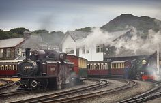 Portmadog Station, Wales