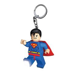 LEGO DC Comics Superman LED Lite Key Light by Santoki, Multicolor
