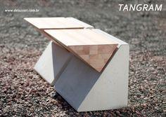 Tangram — De Lazzari MU