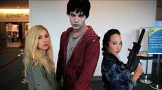Warm Bodies Group Cosplay