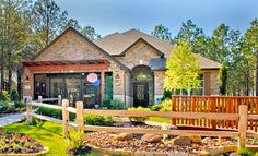 Welcome Home Center The Woodlands - Creekside Park: Jagged Ridge