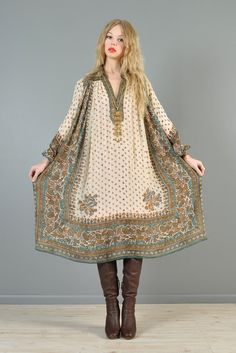 Boho Hippie tent dresses