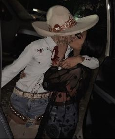 Cute Cowgirl Outfits, Rodeo Outfits, Couple Outfits, Western Outfits, Cute Country Couples, Cute Couples Goals, Couple Goals Relationships, Relationship Goals Pictures, Cute Couple Dancing
