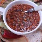 Tempeh Chili