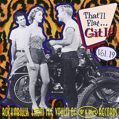 Various Artists - That'll Flat Git It, Vol. 19 ('D'/Dart) (Bear Family R...