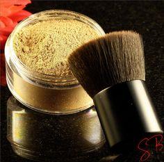 Fairest Neutral  -for very fair pale skin (Beige tones) Large 30g Mineral foundation makeup Full size powder. $14.99, via Etsy.
