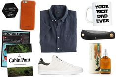 Cool Father's Day gift ideas from @mothermag.