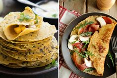 flair-alt-crepessalees Smoothie Recipes, Barbecue, Tacos, Ethnic Recipes, Zoom, Dire, Guacamole Recipe, Salads, Cooking Food