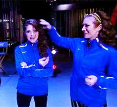 Anna Kendrick and Brittany Snow-Tumblr Pitch Perfect 2 Pitch Perfect 2, Brittany Snow, Anna Kendrick, In This Moment, Inspiration, Biblical Inspiration, Inspirational, Inhalation