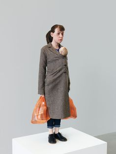 Woman with Shopping