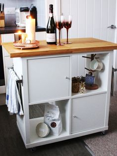 20 best rolling kitchen island images small kitchens decorating rh pinterest com