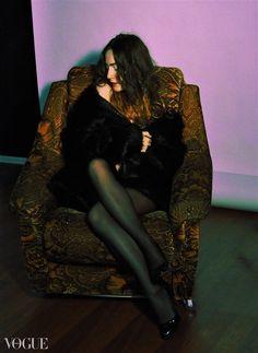 do you love vogue? #vogue #girl #vintage #boho