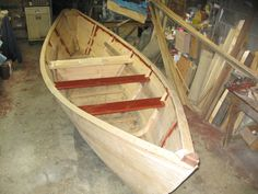 Ross Lillistone Wooden Boats: March 2011