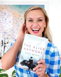 Reese Witherspoon Book Club The Alice Network