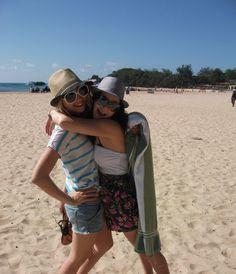 My best friend- my sister <3