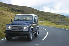 Land Rover Defender - http://www.petervardy.com/land-rover/new-cars/defender/