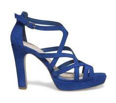 Pompes Bleu / Royales Chaussures Evita Bleu Bleu / Royal wqoBmxa3