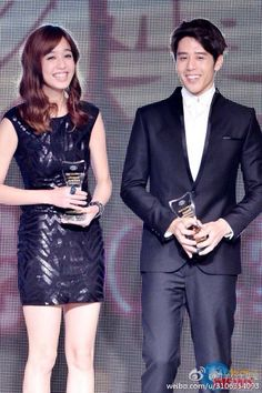 Annie Chen & George Hu - SETTV Awards