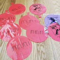 This is no April fools- we're having Whoopee Cushion Rhythm Relays in third grade music this week! via @music_a_la_abbott