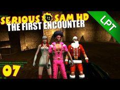 ▶ Let's Play Together Serious Sam HD First Encounter #07 - Schwimmeinlagen [deutsch / german] - YouTube