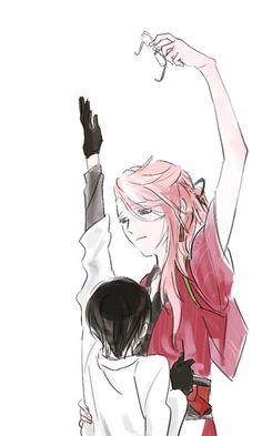 Sh*t Post of Touken Ranbu! Yakuza Girl, Touken Ranbu Characters, Cute Comics, Anime Figures, Sword, Anime Art, Drawings, Illustration, Game