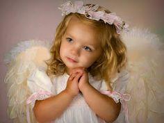 I Believe In Angels, Angels Among Us, Children Photography, Flower Girl Dresses, Wedding Dresses, Cute, Angel Babies, Beautiful, Cherubs