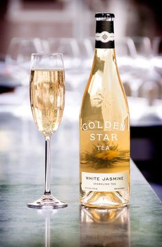 White Jasmine Sparkling Tea contains just three ingredients: organic white tea, organic raw cane sugar and filtered water.   See site for which pairings are best.