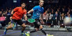 British Grand Prix - Quarter-finals: As It Happens - Professional Squash Association