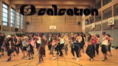 Fula Cantidad - Salsation choreography by Alejandro Angulo - For Salsati...