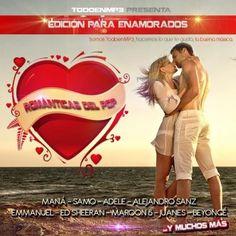 VA - Románticas del Pop 2016 - Edición Para Enamorados (2016)