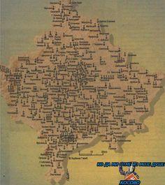 Kosovo is Serbia, Serbian churches and monasteries in Kosovo.