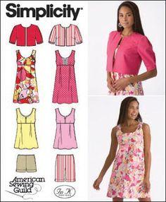 MyLucky Sew: Moda de Pasarela nº5