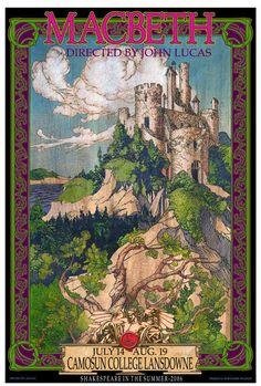 Dunsinane and Birnam Wood