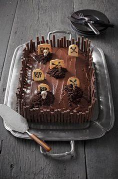 cakes halloween