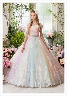 NICOLE ウェディングドレス