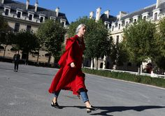 Vetements dress - looks like something picked from the trash.. epicfail