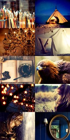 """""""House Aesthetic: Ravenclaw """""""