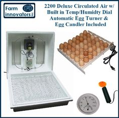 Chicken, Goose Egg & More Incubator Special COMBO w/ Egg Turner, Candling Light and Fan Kit -- To check this awesome product by going to the link at the image. (This is an affiliate link and I receive a commission for the sales) Chicken Incubator, Egg Incubator, Chicken Eggs, Dog Snacks, Dog Food Recipes, Pet Supplies, Candles, Lights, Canning