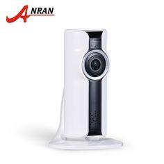 Anran mini wifi cámara ip inalámbrica 960 p hd smart 180 vr panorámica red de protección del hogar de vigilancia de cámaras de seguridad cam