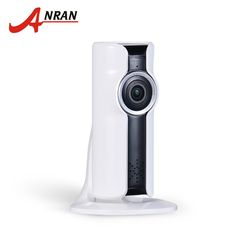 Anran 미니 와이파이 vr ip 카메라 무선 960 마력 hd smart 180 파노라마 네트워크 보안 카메라 홈 감시 캠