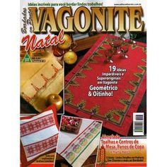 Revista Vagonite Natal 19 idéias inperdíveis e superoriginais em Vagonite Geométrico & Oitinho   Fabricante:  Editora Liberato