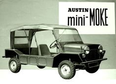 Dead brands, cars that were developed but never put into series production, sales disasters and other motoring curiosities, car news and random automotive history Mini Trucks, Car Advertising, Mini Things, Automotive Art, Small Cars, Classic Mini, Vintage Cars, Monster Trucks, Funny Pictures