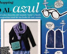 En Cosmopolitan, gafas redondas Fun by Opticalia